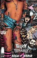 Burn the Orphanage Reign of Terror #1 Cover B- Belanger [Image Comic] THUMBNAIL