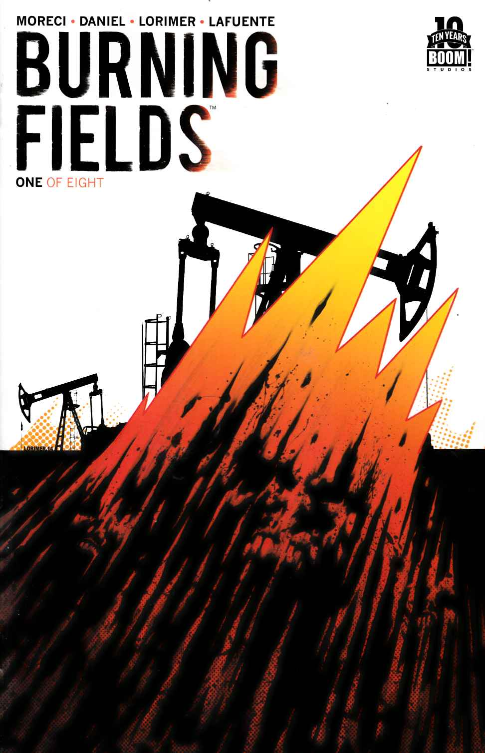 Burning Fields #1 [Boom Comic] THUMBNAIL
