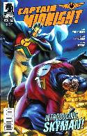 Captain Midnight #4 [Dark Horse Comic] THUMBNAIL