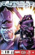 Cataclysm Ultimates Last Stand #2 [Marvel Comic] THUMBNAIL