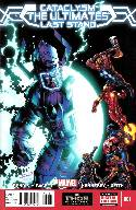 Cataclysm Ultimates Last Stand #1 [Marvel Comic] THUMBNAIL