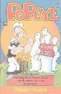 Classic Popeye Ongoing #3 [IDW Comic]