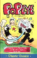 Classic Popeye Ongoing #4 [IDW Comic]