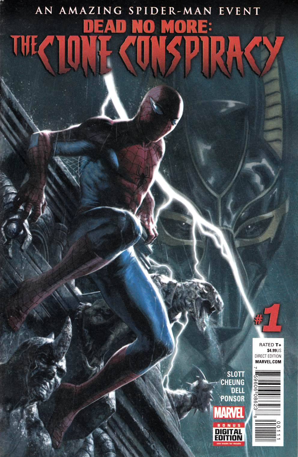 Clone Conspiracy #1 [Marvel Comic] LARGE
