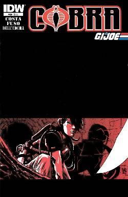 Cobra Ongoing #20 [IDW Comic] LARGE