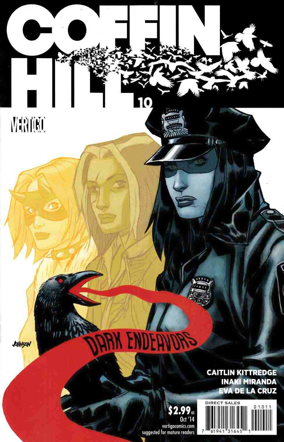 Coffin Hill #10 [DC Comic] THUMBNAIL
