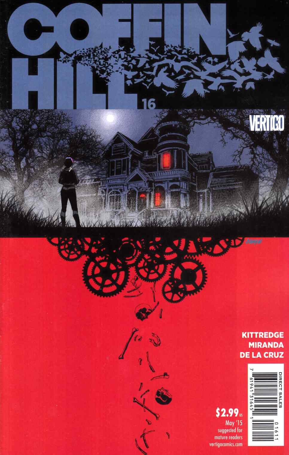 Coffin Hill #16 [DC Comic] THUMBNAIL