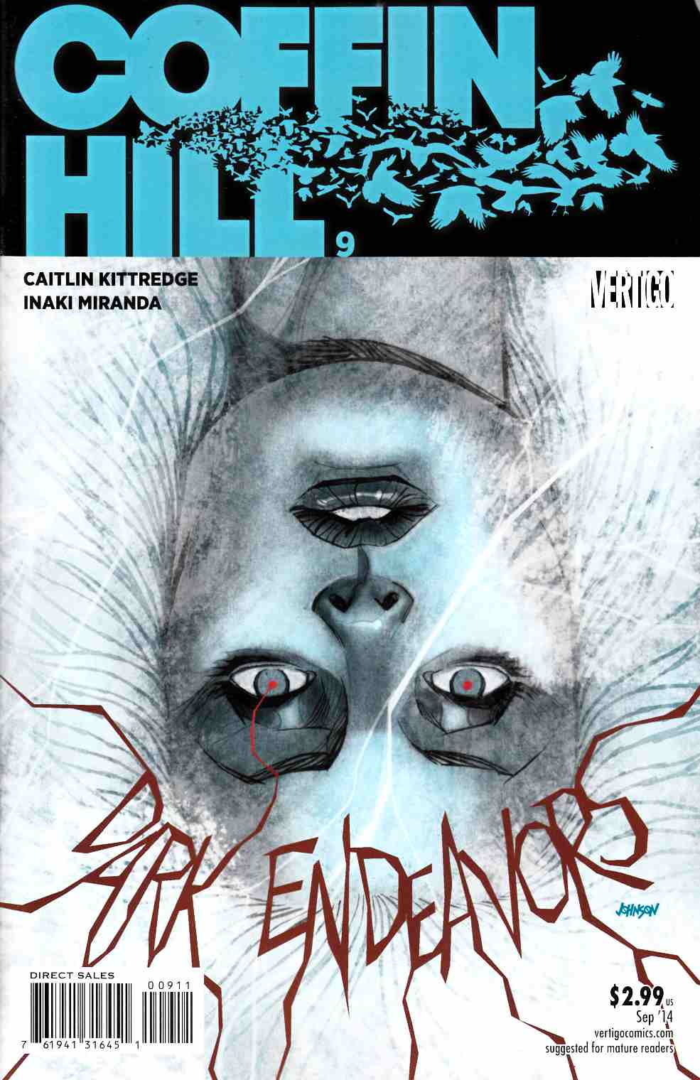 Coffin Hill #9 [DC Comic] THUMBNAIL