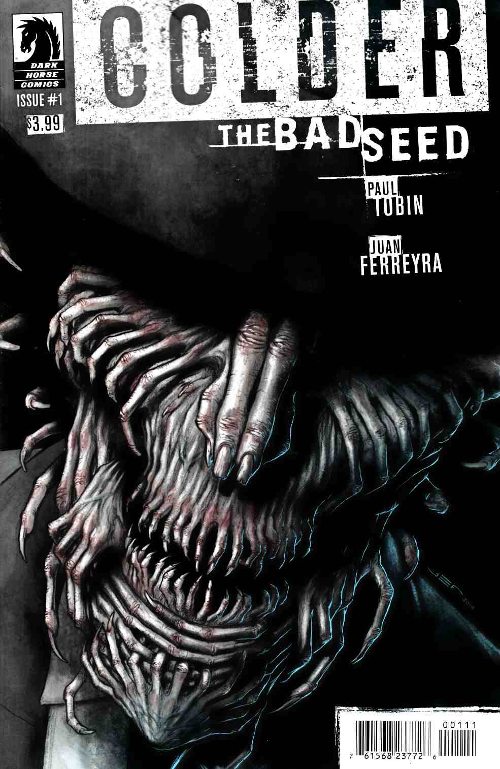 Colder Bad Seed #1 [Dark Horse Comic]_THUMBNAIL