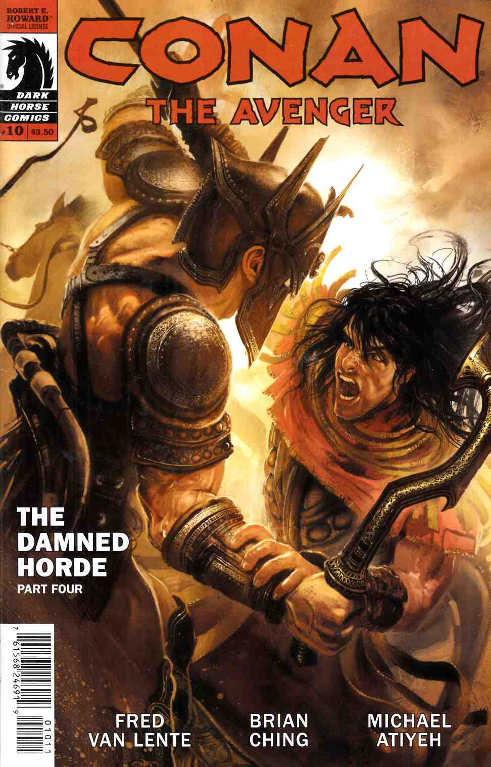 Conan the Avenger #10 [Dark Horse Comic] THUMBNAIL