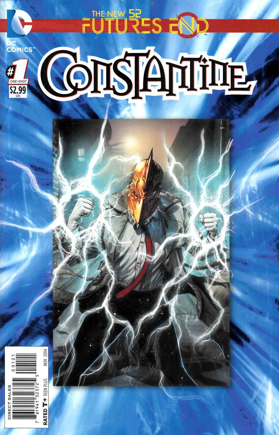 Constantine Futures End #1 Standard Edition [Comic] THUMBNAIL