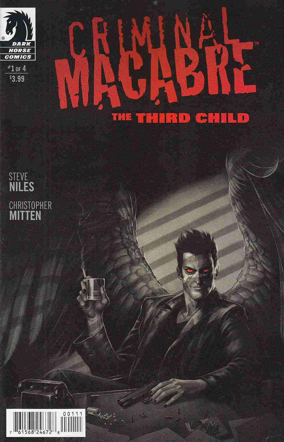 Criminal Macabre Third Child #1 [Comic] THUMBNAIL