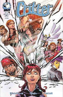 Critter (ongoing) #4 Cover A [Comic] LARGE