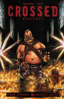 Crossed Badlands #38 Torture Cover [Comic] LARGE
