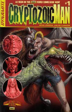 Cryptozoic Man #1 Second Printing [Comic] LARGE