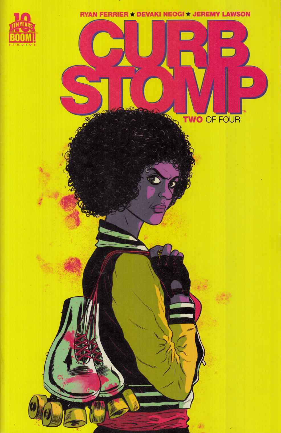 Curb Stomp #2 [Boom Comic]