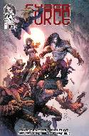 Cyber Force #3 [Image Comic]