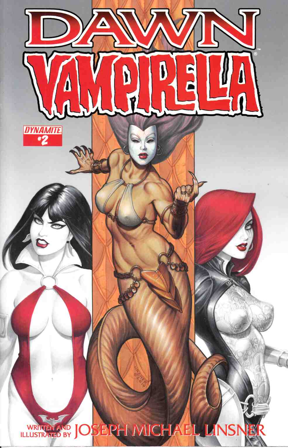 Dawn Vampirella #2 [Dynamite Comic] LARGE