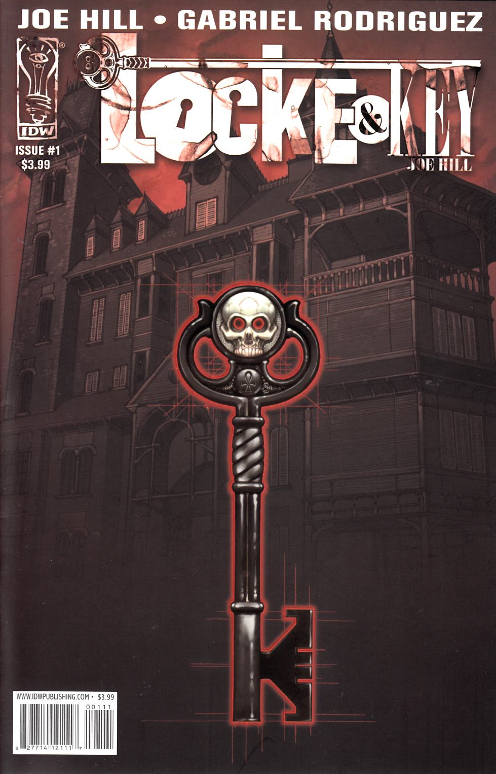 Locke and Key #1 [IDW Comic]_THUMBNAIL