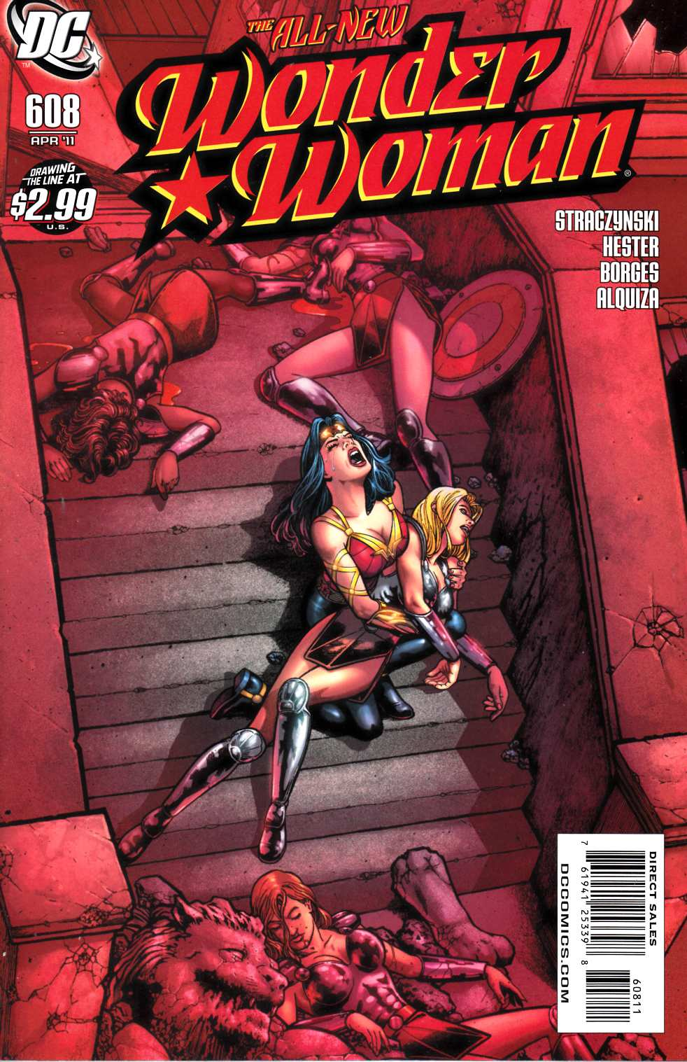 Wonder Woman #608 Near Mint (9.4) [DC Comic] THUMBNAIL