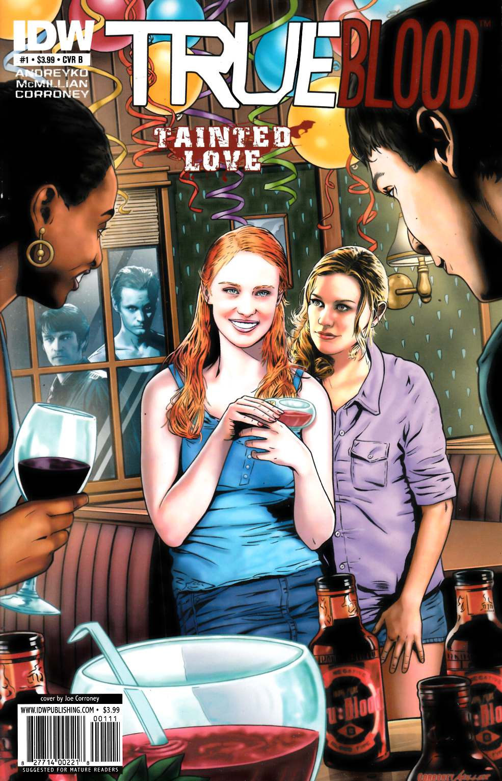 True Blood Tainted Love #1 Cover B Very Fine (8.0) [IDW Comic] THUMBNAIL