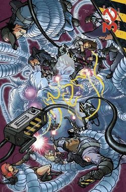 Ghostbusters #13 Cover B [Comic] LARGE