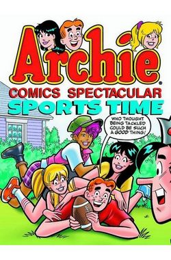 Archie Comics Spectacular Sports Time [Digest] LARGE