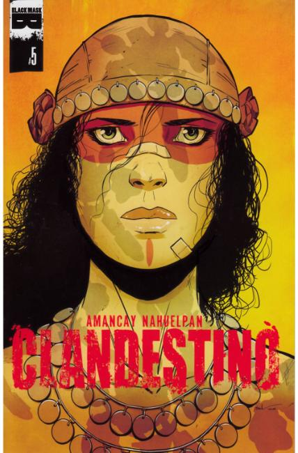 Clandestino #5 [Black Mask Comic] THUMBNAIL