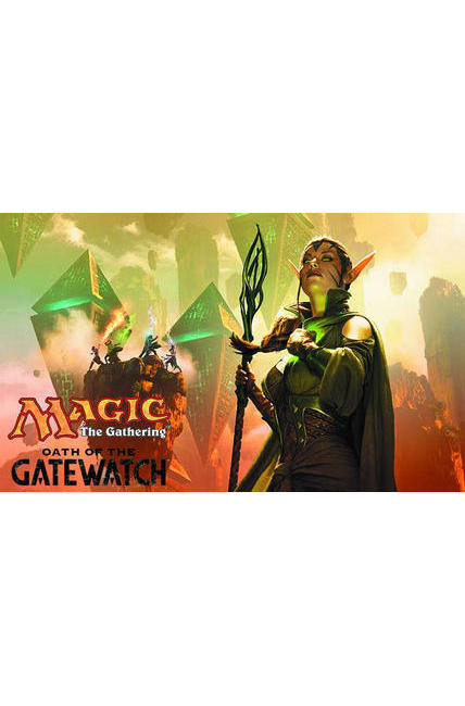 MTG Oath Of The Gatewatch Booster Box [WOTC Gaming}