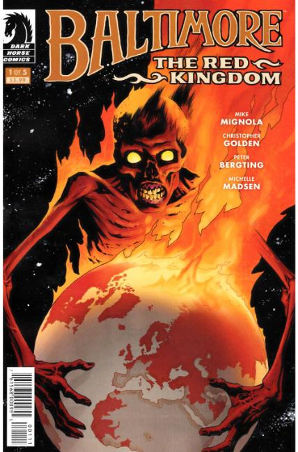 Baltimore The Red Kingdom #1 [Dark Horse Comic] THUMBNAIL