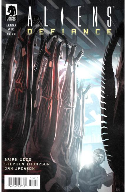 Aliens Defiance #10 [Dark Horse Comic]