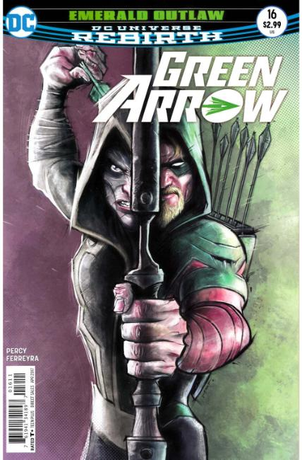 Green Arrow #16 [DC Comic]