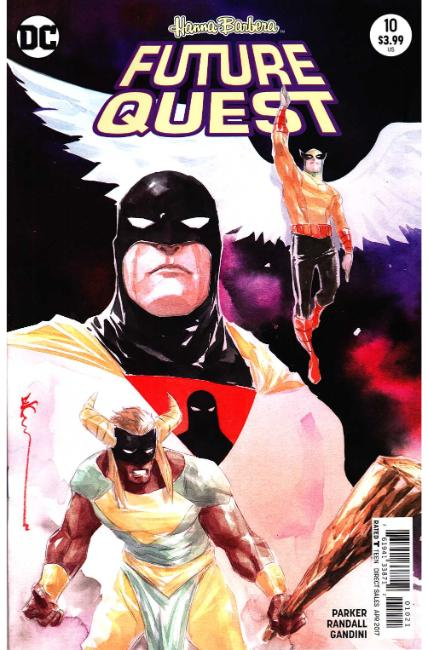 Future Quest #10 Nguyen Variant Cover [DC Comic] THUMBNAIL