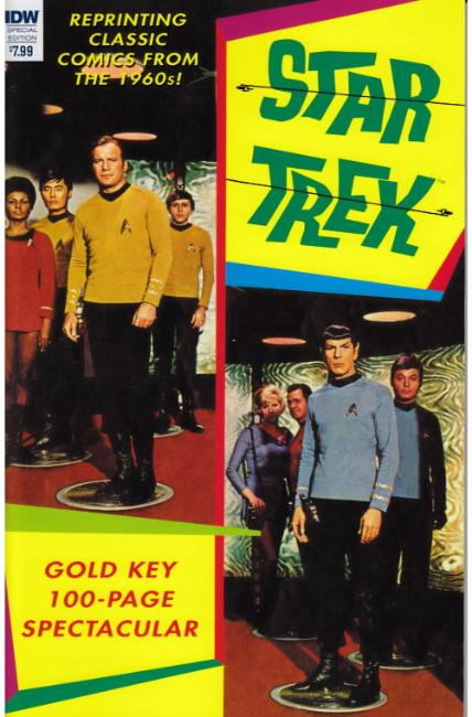 Star Trek Gold Key 100 Page Spectacular (One Shot) [IDW Comic] THUMBNAIL