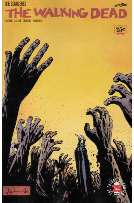 Walking Dead #163 Cover A [Image Comic] LARGE
