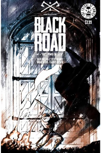 Black Road #7 [Image Comic] THUMBNAIL