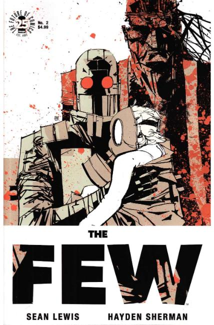 Few #2 Cover A [Image Comic]