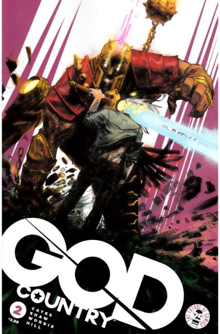 God Country #2 Cover B [Image Comic]