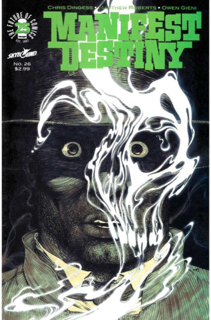 Manifest Destiny #26 Cover A [Image Comic] THUMBNAIL