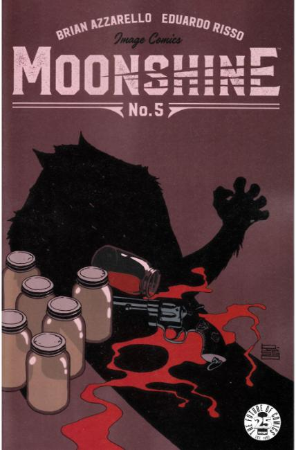 Moonshine #5 Cover A [Image Comic]