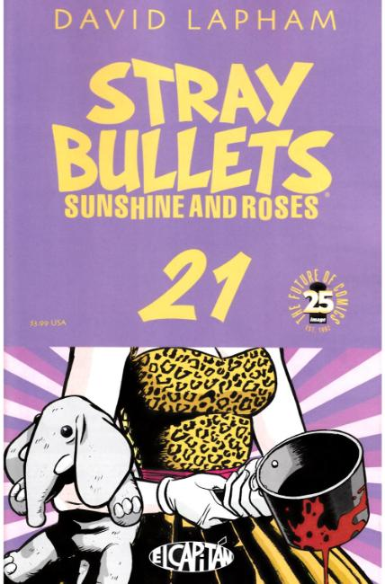 Stray Bullets Sunshine & Roses #21 [Image Comic]_THUMBNAIL