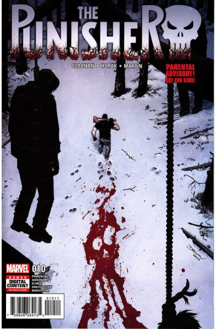 Punisher #10 [Marvel Comic] THUMBNAIL