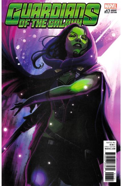 Guardians of the Galaxy #17 Hans Variant Cover [Marvel Comic]_LARGE
