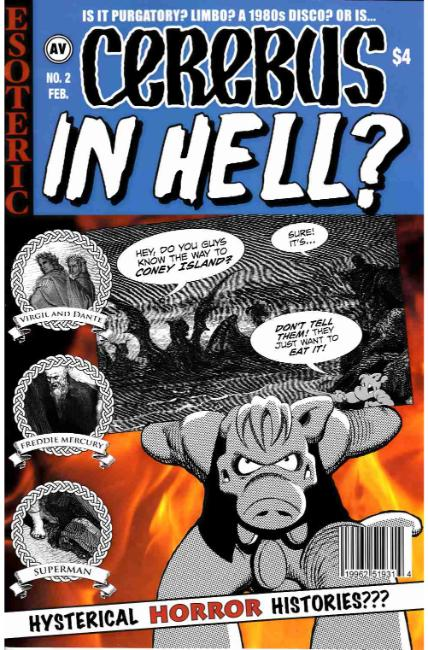 Cerebus in Hell #2 [Aardvark Comic]_THUMBNAIL