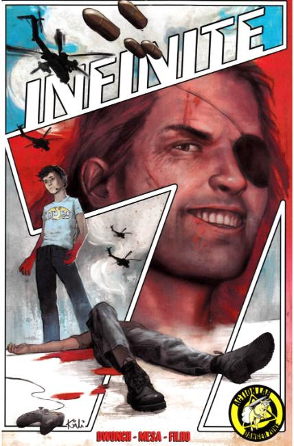 Infinite Seven #1 Cover C [Action Lab Comic] THUMBNAIL