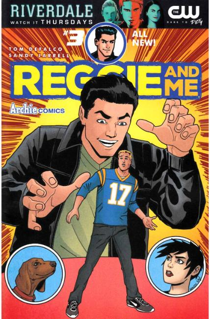 Reggie and Me #3 Cover A [Archie Comic]_THUMBNAIL
