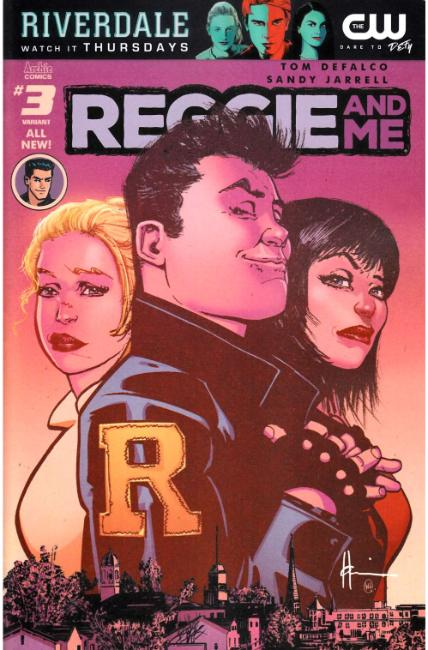 Reggie and Me #3 Cover B [Archie Comic]_THUMBNAIL