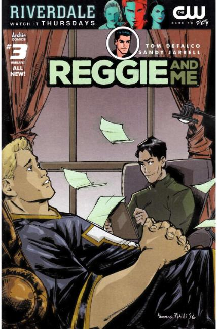 Reggie and Me #3 Cover C [Archie Comic]_THUMBNAIL