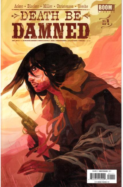 Death Be Damned #1 Cover A [Boom Comic] THUMBNAIL