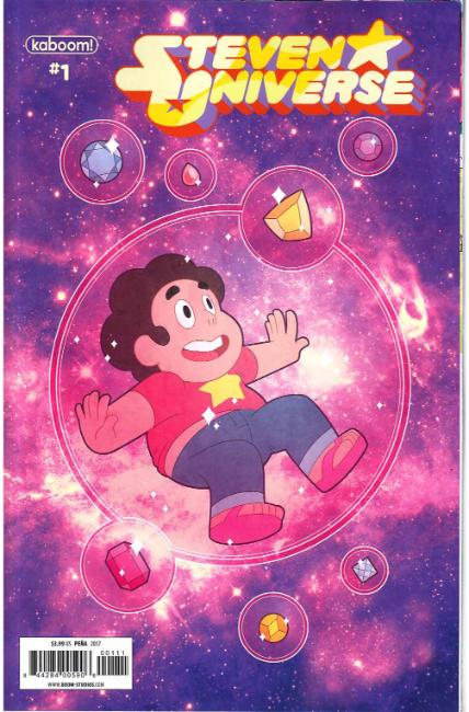 Steven Universe Ongoing #1 [Boom Comic] THUMBNAIL